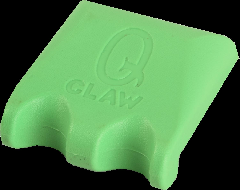 Q-Claw - QHQC2 - 2 Cue Holder Claw - Green