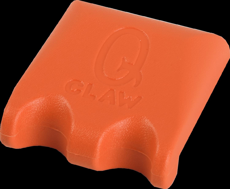 Q-Claw - QHQC2 - 2 Cue Holder Claw - Orange