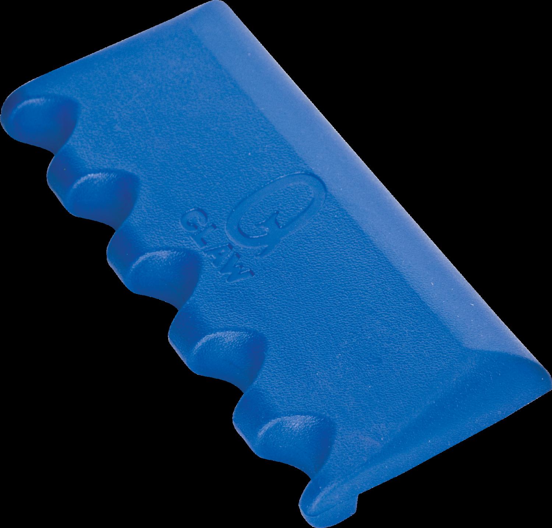 Q-Claw - QHQC5 - 5 Cue Holder Claw - Blue