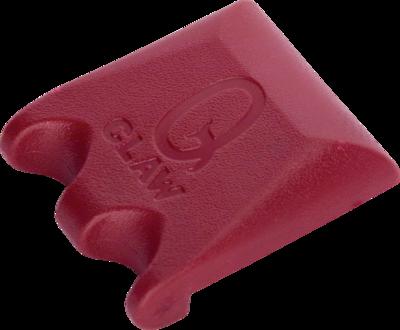 Q-Claw - QHQC2 - 2 Cue Holder Claw - Wine