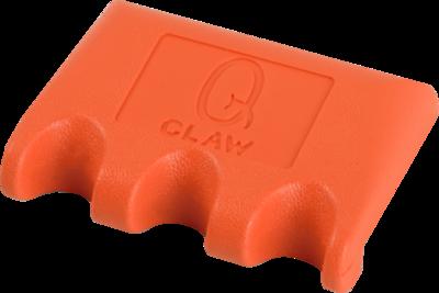 Q-Claw - QHQC3 - 3 Cue Holder Claw - Orange