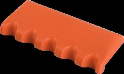 Q-Claw - QHQC5 - 5 Cue Holder Claw - Orange