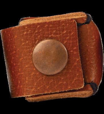 Leather Euro Wrap QCWRAP Chalker - Brown