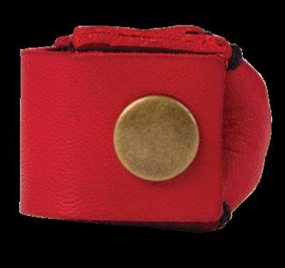 Leather Euro Wrap QCWRAP Chalker - Burgundy