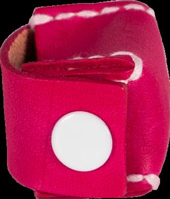 Leather Euro Wrap QCWRAP Chalker - Pink