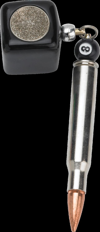Silver Bullet QCSBCS Chalker w/ Scuffer - Black