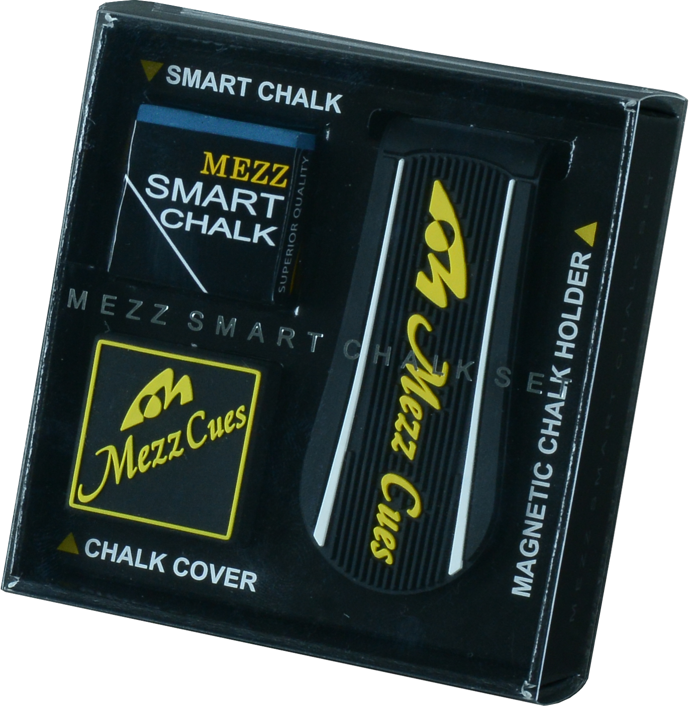 Mezz QCZZS Chalker Set - Yellow