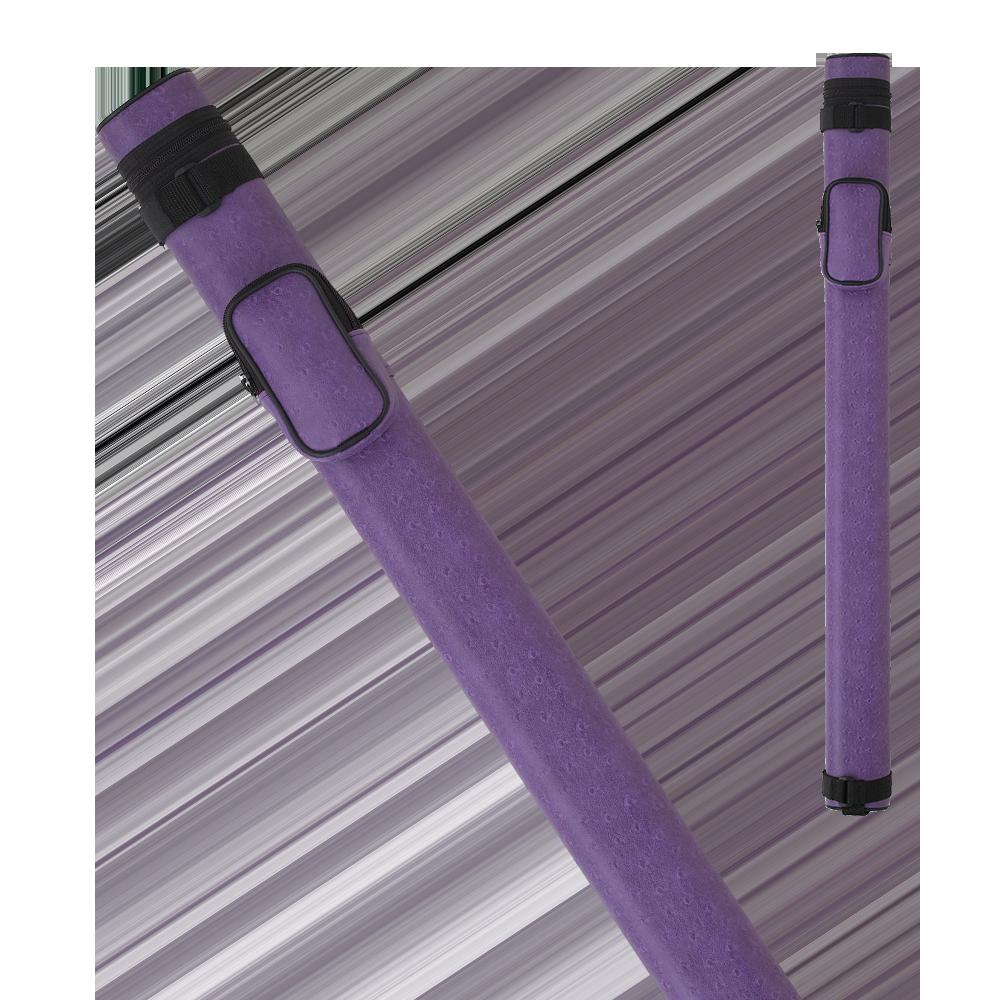 Action - AC11 - Purple 1x1 Hard Cue Case