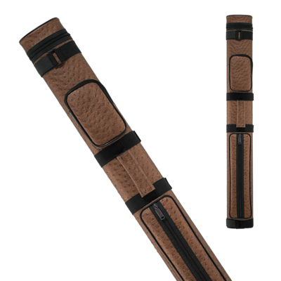 Action - AC22 - Brown 2x2 Hard Cue Case