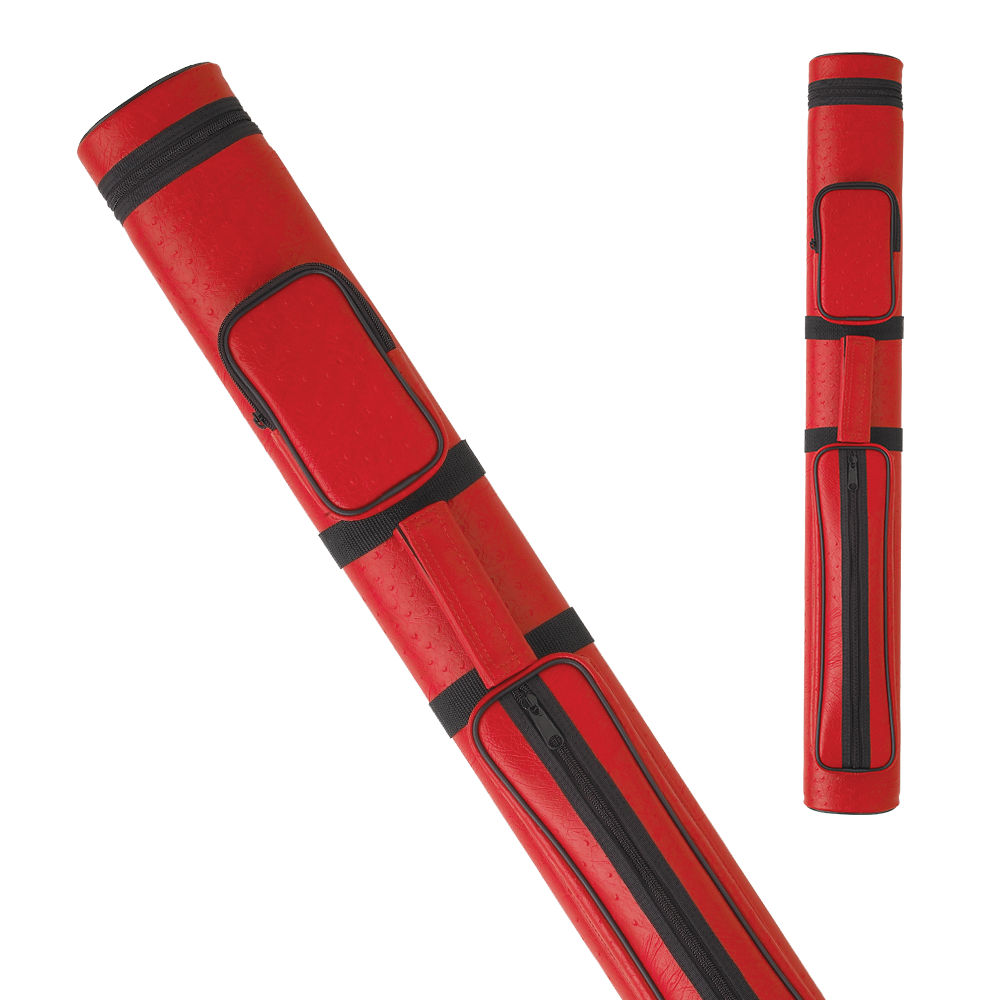 Action - AC22 - Red 2x2 Hard Cue Case