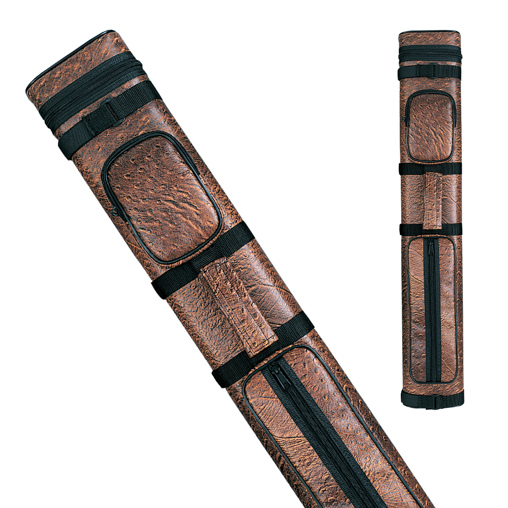 Action - AC24 - Brown 2x4 Hard Cue Case