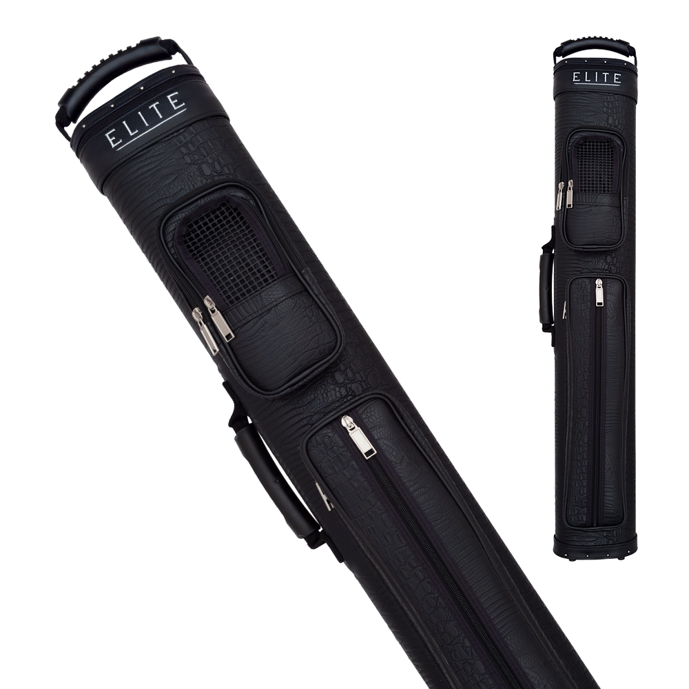 Elite - ECCP24 - Black 2x4 Precision Hard Cue Case