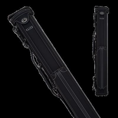 Elite - ECV22 - Black 2x2 Vintage Hard Cue Case