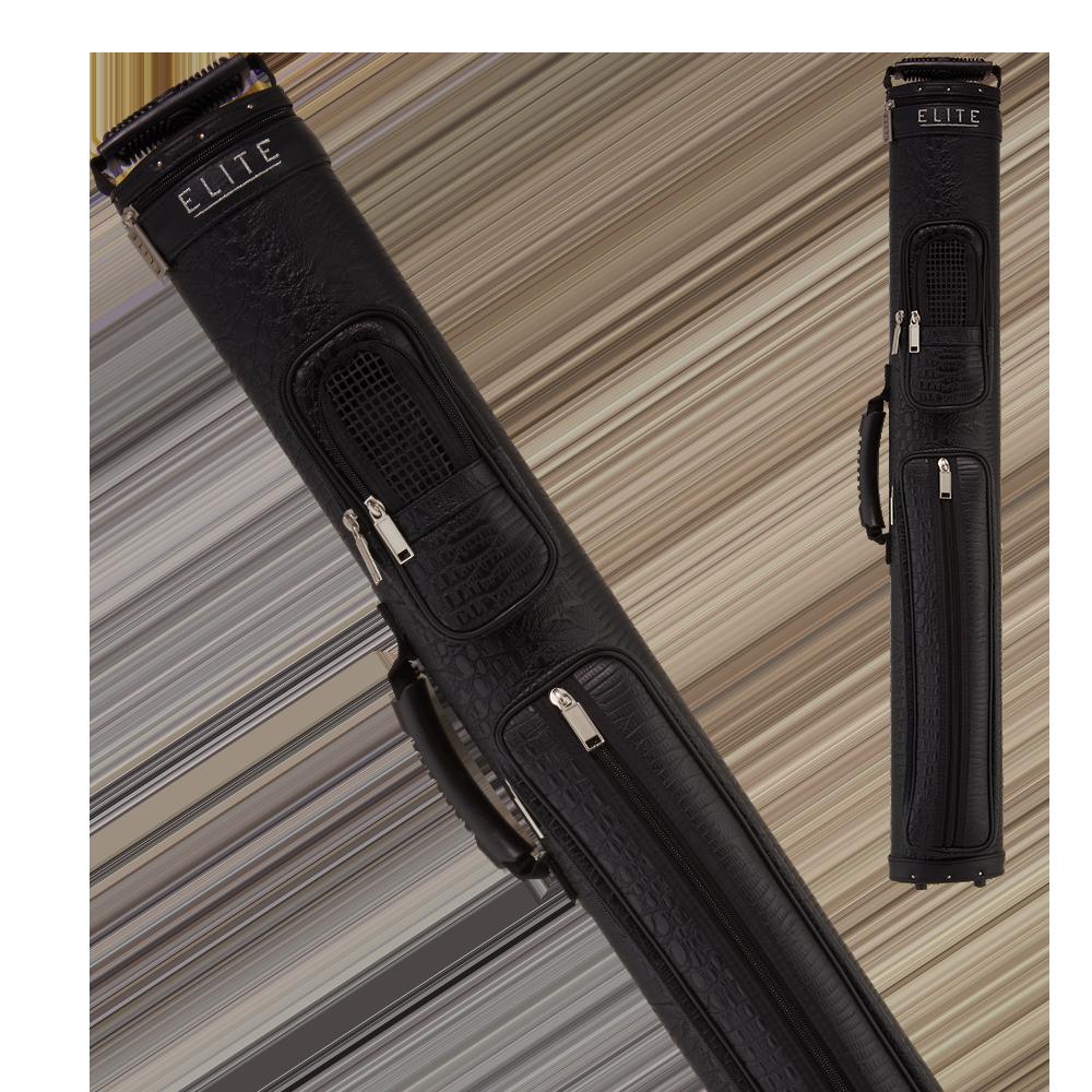 Elite - ECCP22 - Black 2x2 Precision Hard Cue Case