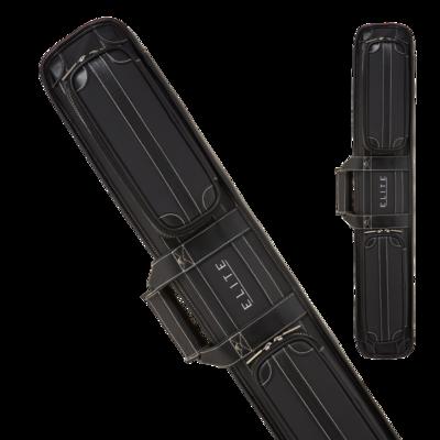 Elite - ECVS48 - Black 4x8 Pool Cue Case