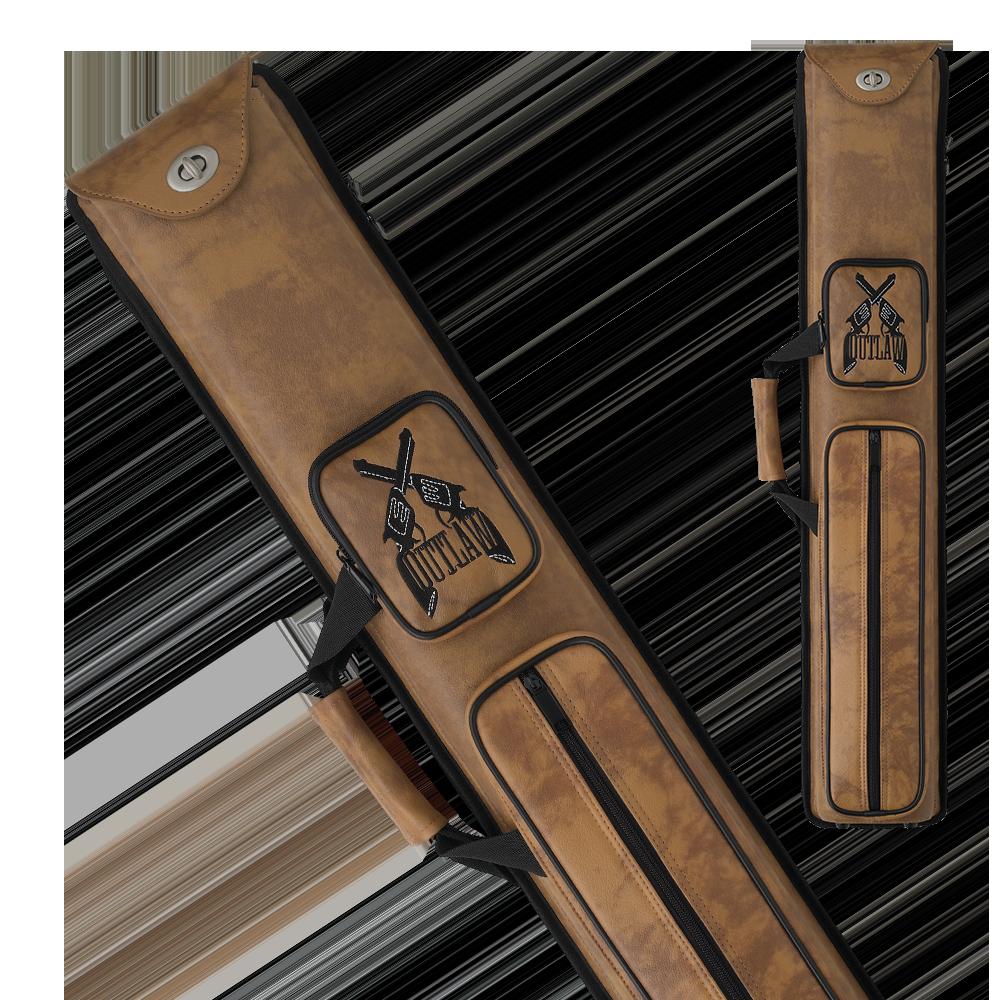 Outlaw - OLH35 - 3x5 Guns Hard Cue Case