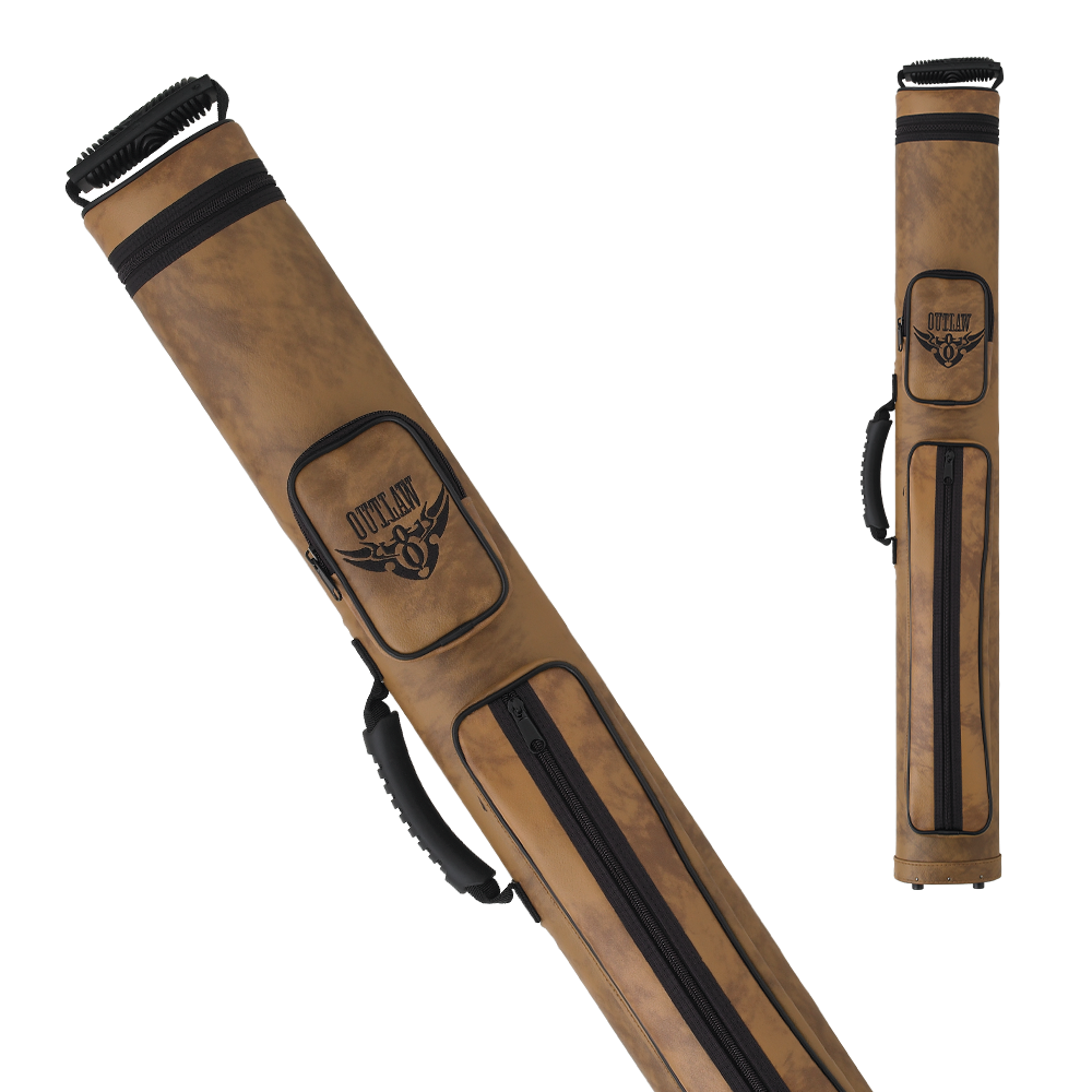 Outlaw - OLH22 - 2x2 Wings Hard Cue Case