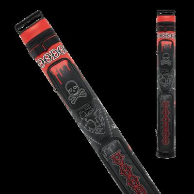 Voodoo - VODC22A - 2x2 Stitch Voodoo Hard Cue Case
