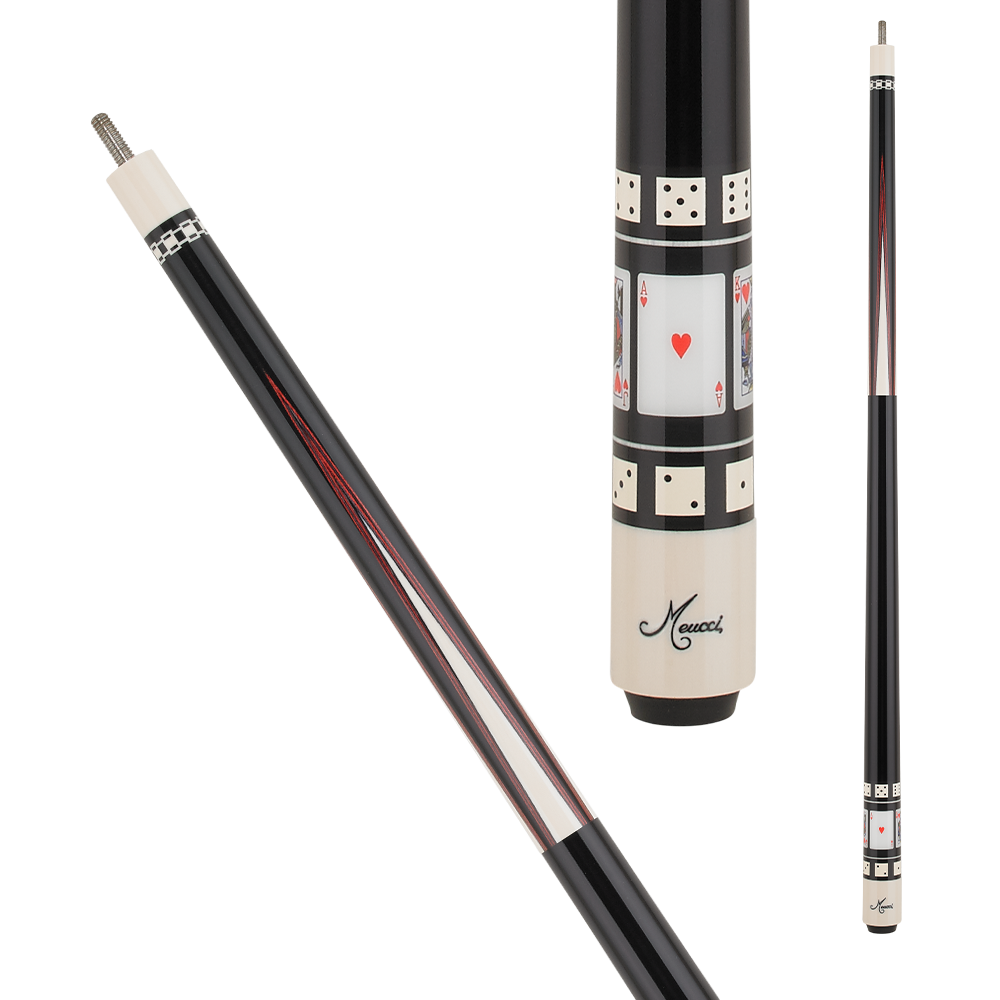 Meucci MEHOF04 Hall Of Fame Pool Cue