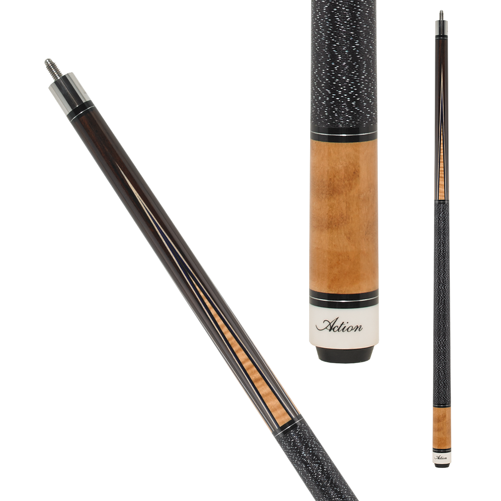 Action INL14 Inlay Pool Cue