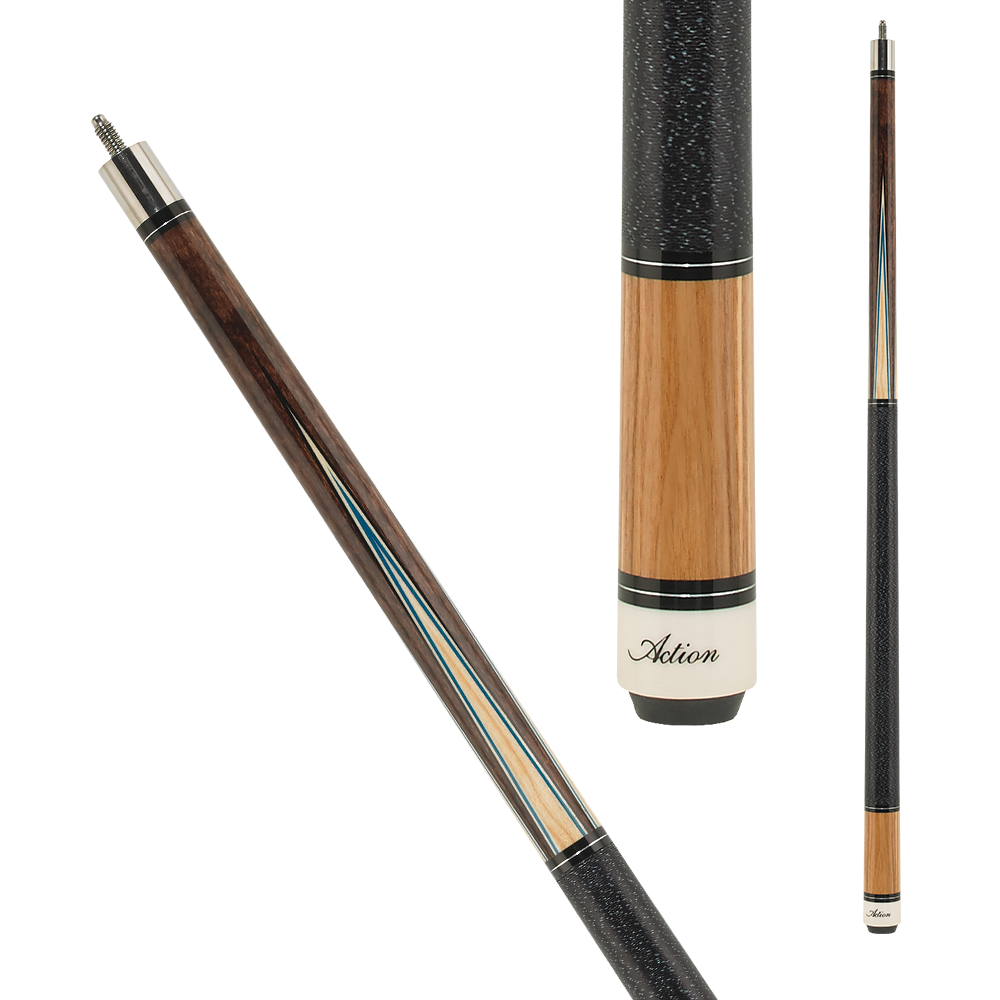 Action INL15 Inlay Pool Cue