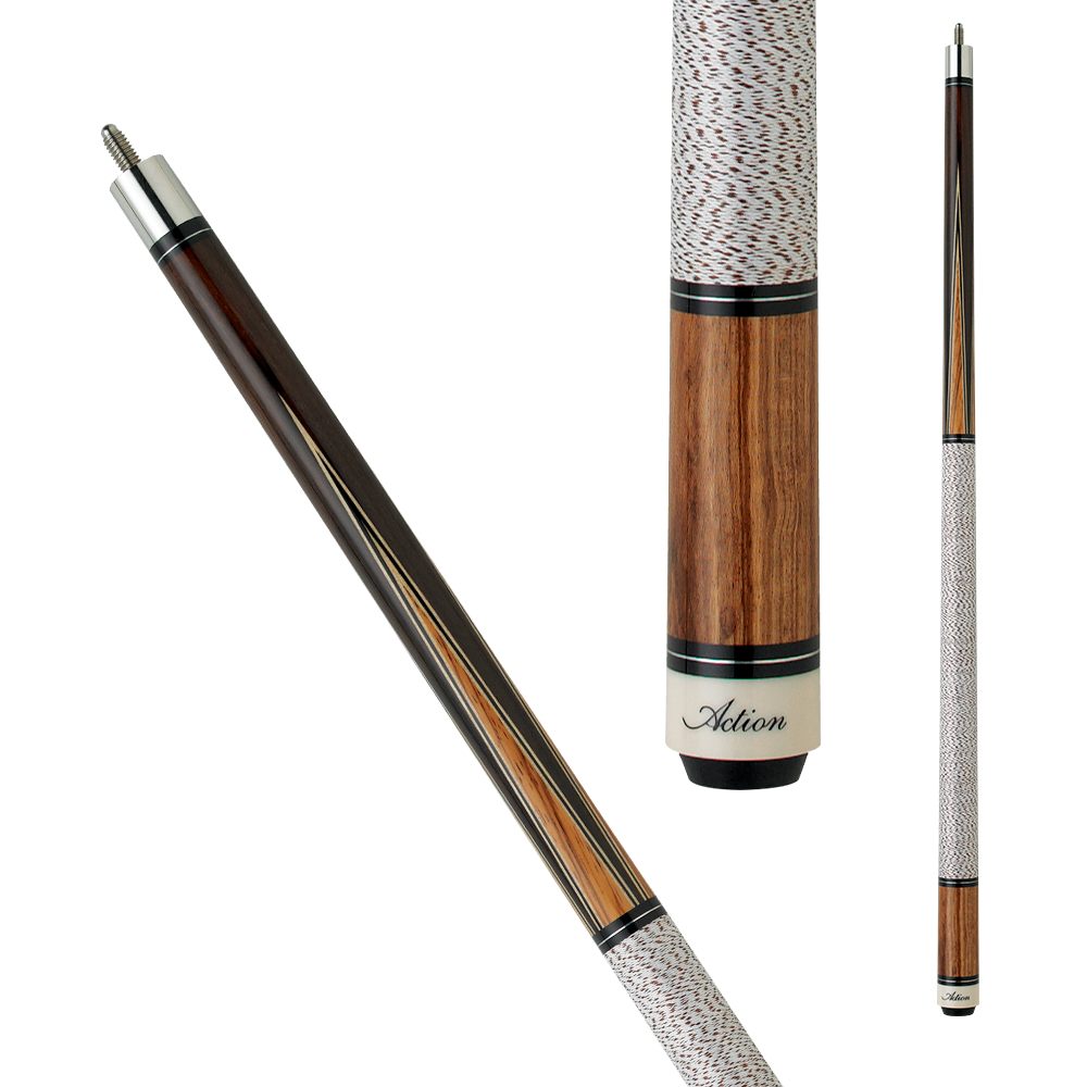 Action INL13 Inlay Pool Cue