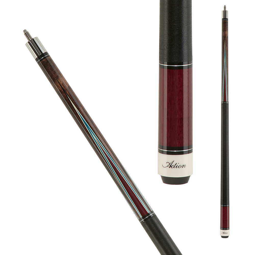 Action INL17 Inlay Pool Cue