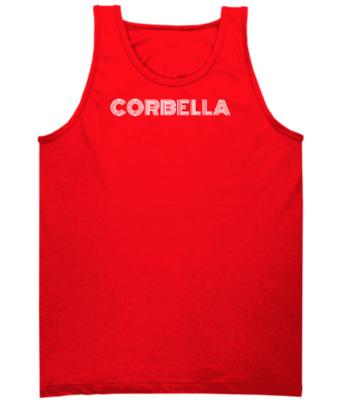 Red Corbella Tank