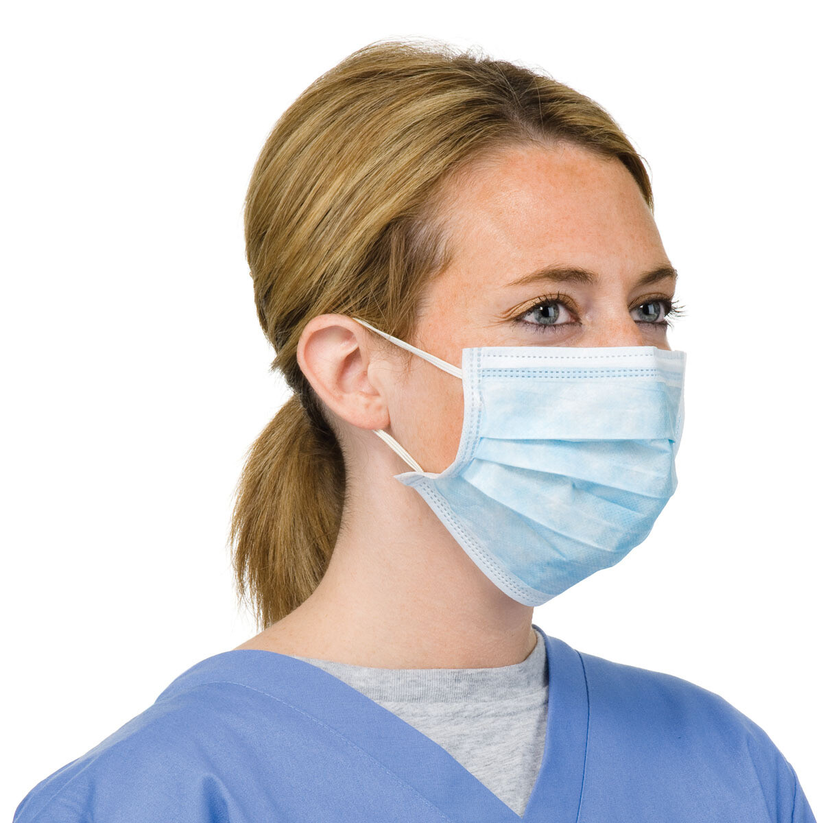 3 Layers  Disposible Surgical Mask