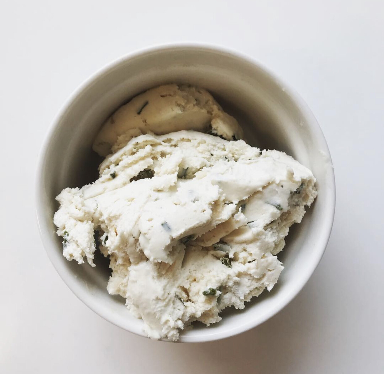 Cream Cheese - Black Pepper & Garlic