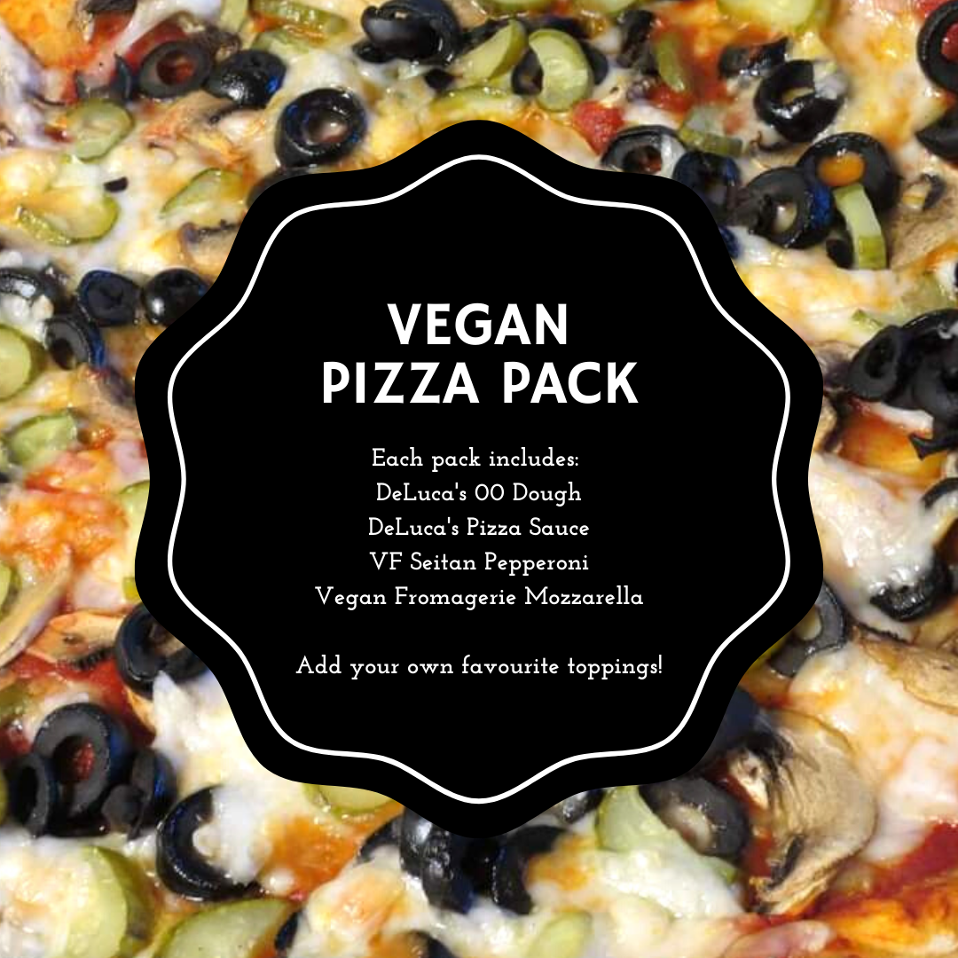 Vegan Pizza Pack