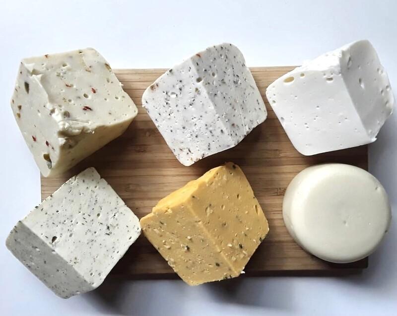 Variety Cheese Packs