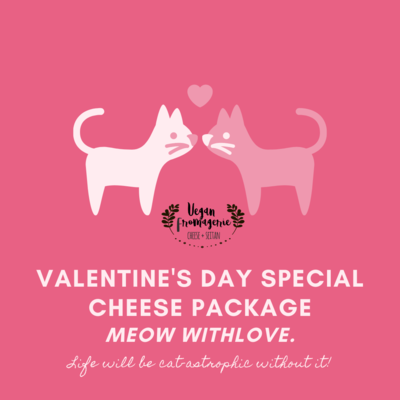 Valentine Cheese Lovers Package