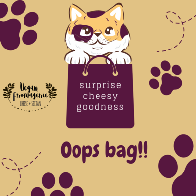OOPS Surprise Cheezy Bag