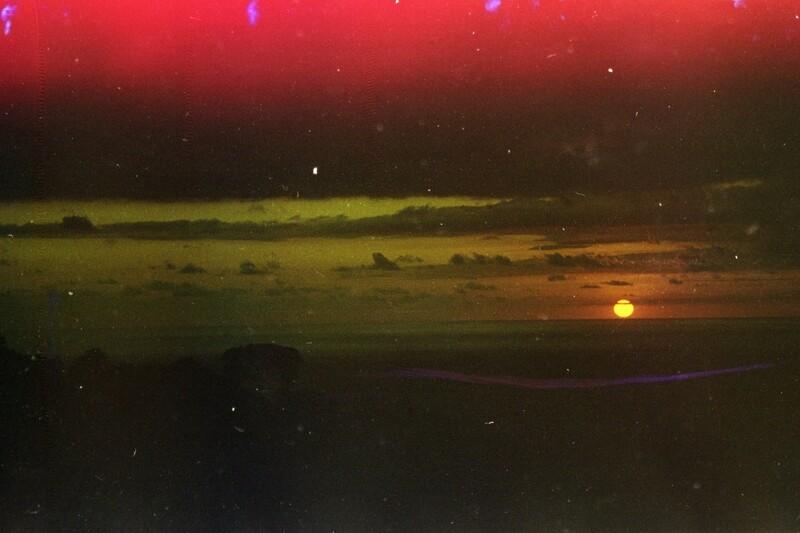 selva sunset
