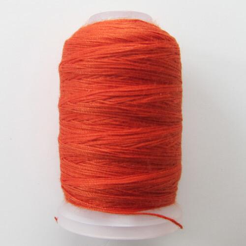 Burnt Orange Jeans Topstitching Thread