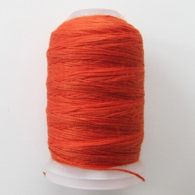Burnt Orange Jeans Topstitching Thread