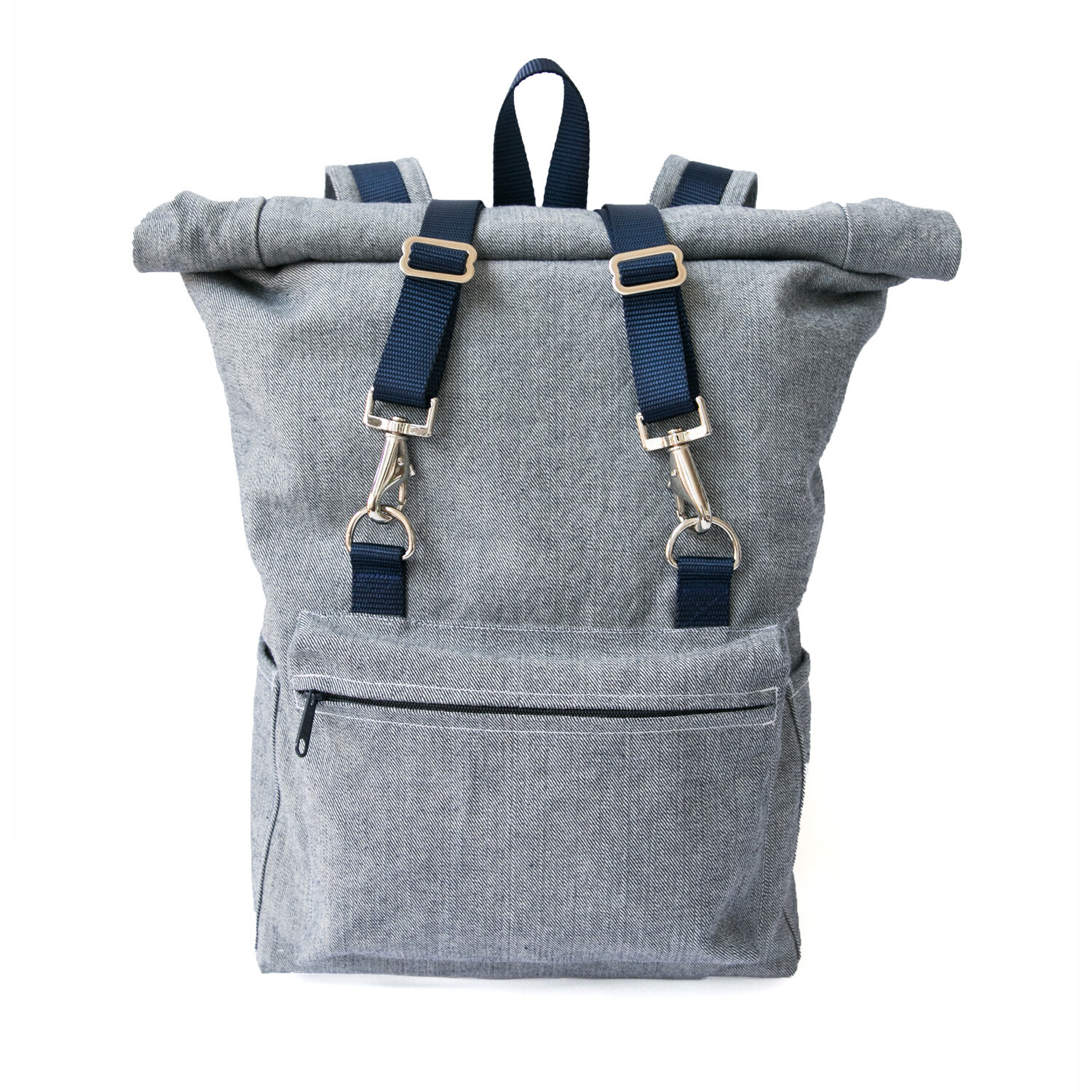 Desmond Roll Top Backpack Pattern