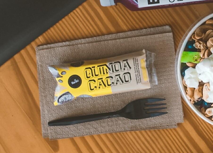 Barritas Quinoa/Cacao