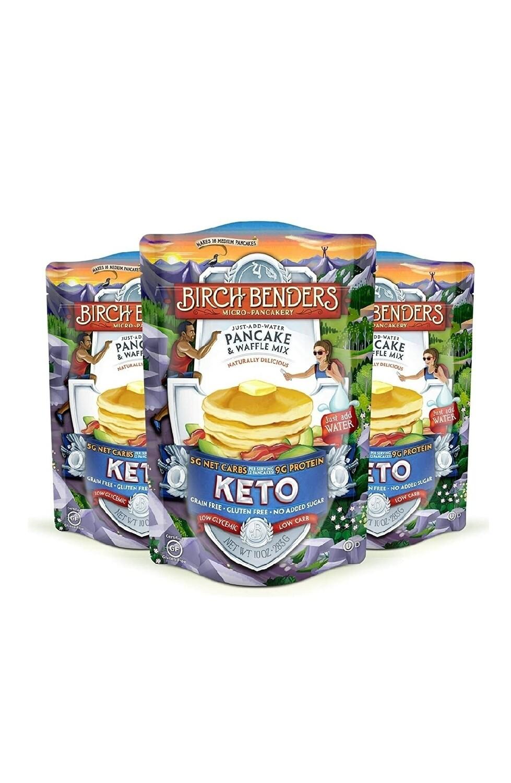 HARINA KETO PARA PAN CAKES BIRCH BENDERS