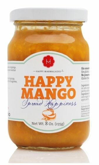 Mermelada Happy Mango