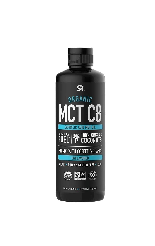 MCT OIL ORGANICO