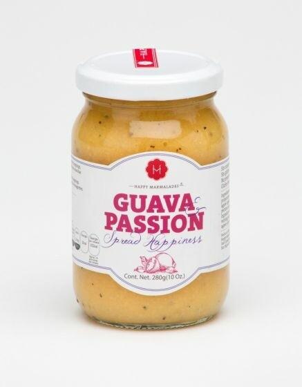 Mermelada Guava Passion