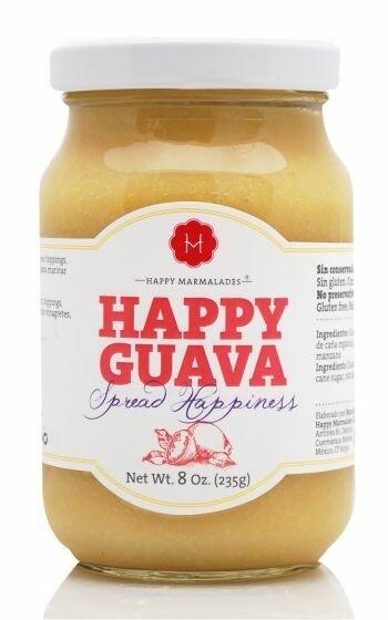 Mermelada Gappy Guava