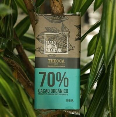 THEOCA CHOCOLATE EN BARRA