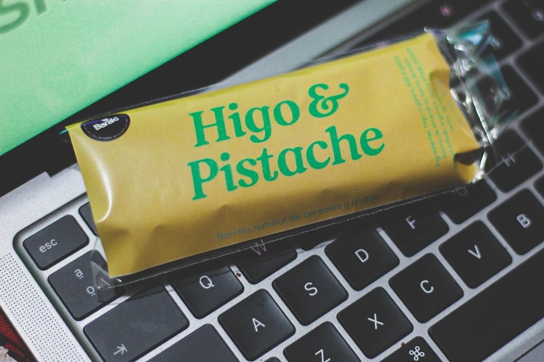 HIGO & PISTACHE