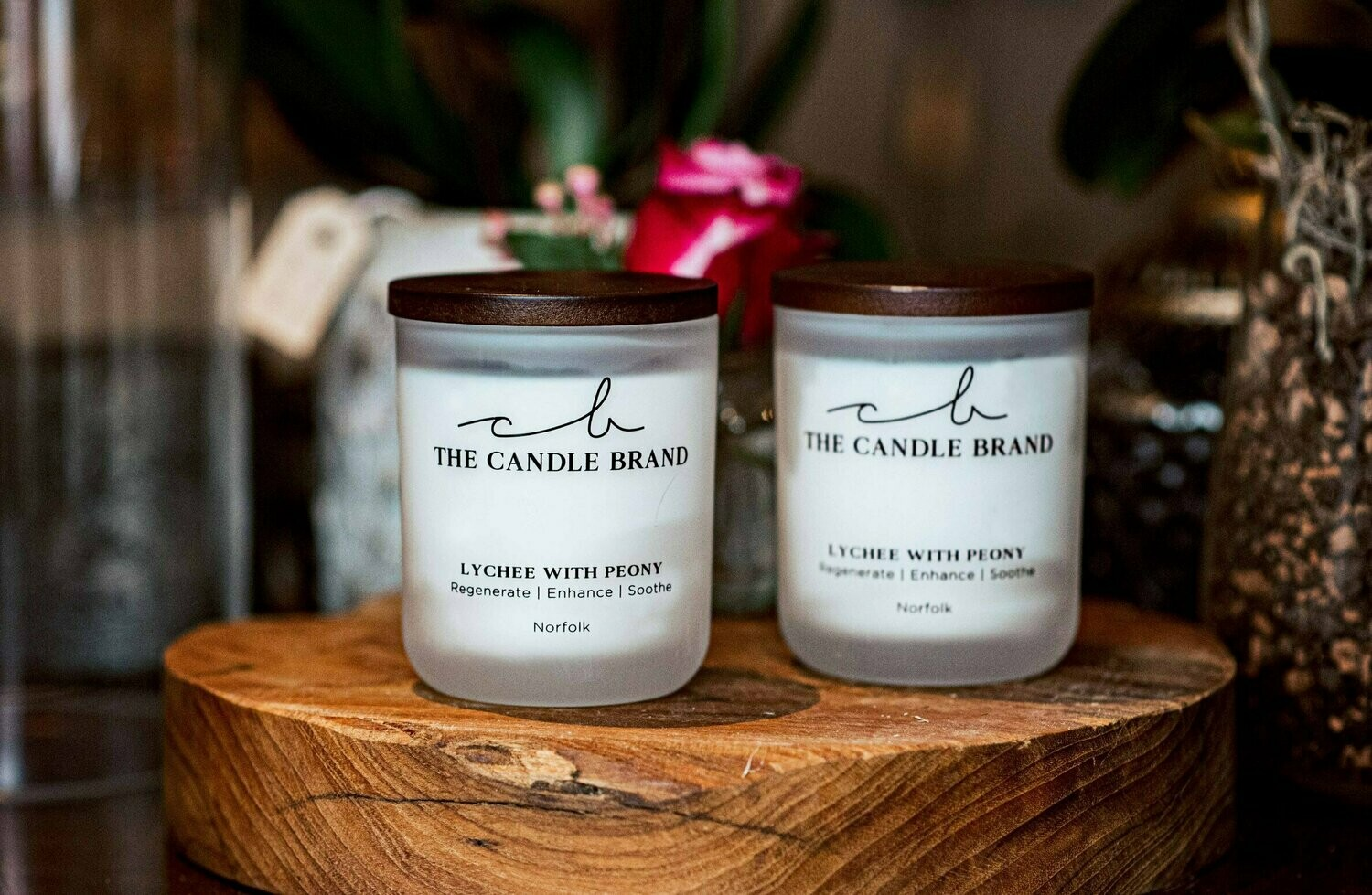 The Classic 55 Hour Candle by The Candlebrand