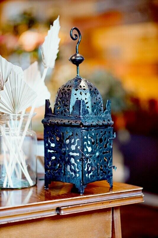 Moroccan Metal Lantern