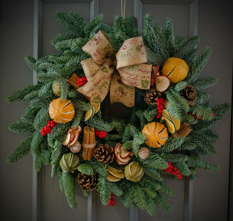 The Classic Wreath