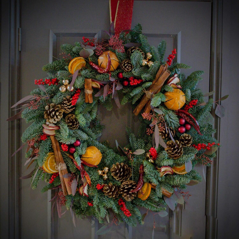 The St Nicholas Wreath